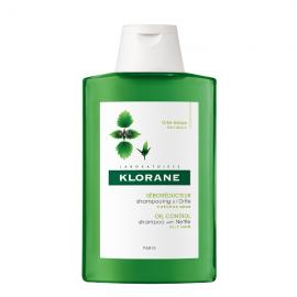 KLORANE Σαμπουάν με Εκχύλισμα Τσουκνίδας για Λιπαρά Μαλλιά 200ml