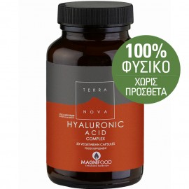 TerraNova Hyaluronic Acid 50 Vegan Caps