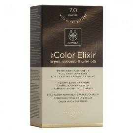 APIVITA My Color Elixir, Βαφή Μαλλιών No 7.0 - Ξανθό