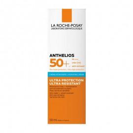LA ROCHE POSAY Anthelios Ultra Cream AP SPF 50+, Δερματολογική Αντιηλιακή Κρέμα, με Άρωμα - 50ml
