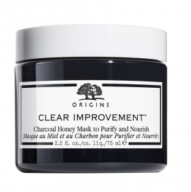 ORIGINS Clear Improvement, Active Charcoal Honey Mask, Μάσκα Προσώπου - 75ml