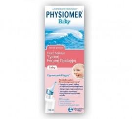 PHYSIOMER Baby Ρινικό Διάλυμα 115ml