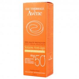 AVENE Anti-Age Dry Touch SPF50+, Aντηλιακή - Αντιγηραντική Κρέμα Προσώπου - 50ml
