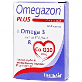 Health Aid Omegazon Plus 60caps