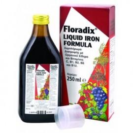SALUS HAUS FLORADIX LIQUID IRON FORMULA 250ml