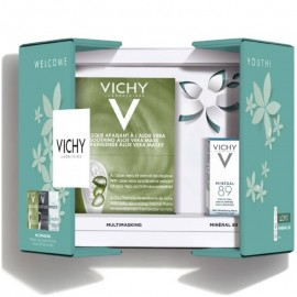 VICHY Welcome Youth, Multimasking & Δώρο Mineral 89 - 5ml