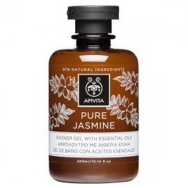 APIVITA Pure Jasmine Body Shower Gel 300ml