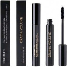 KORRES Drama Volume No 01 Black Extreme Mascara Multidimensional Lashes 11ml