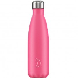 CHILLY'S BOTTLES Μπουκάλι- Θερμός, Neon Pink - 500ml