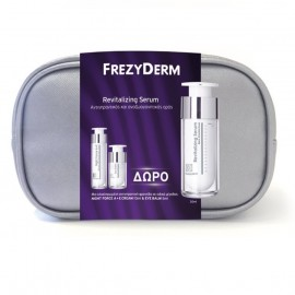 FREZYDERM Νεσεσέρ Revitalizing Serum 30ml & Δώρο Night Force Cream - 10 ml & Eye Balm - 5ml