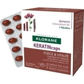 KLORANE Keratine - 30caps