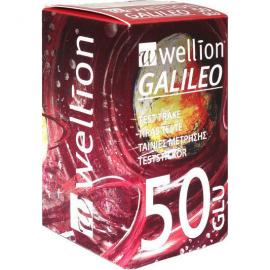 WELLION Galileo 50 Strips