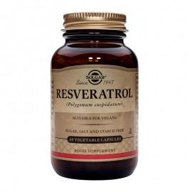 SOLGAR Resveratrol 100mg - 60caps