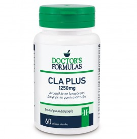 DOCTOR΄S FORMULAS CLA Plus 1250mg - 60caps