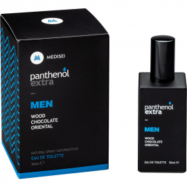 PANTHENOL EXTRA Men Wood Chocolate Oriental Eau de Toilette 50ml