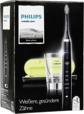 PHILIPS Sonicare DiamondClean Black Edition HX9352/04, Ηλεκτρική Οδοντόβουρτσα