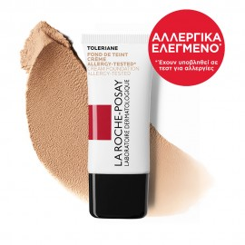 LA ROCHE POSAY Toleriane Teint Mattifying Mousse Foundation, 03 Sand - 30ml