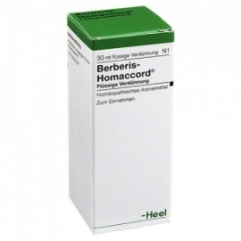 HEEL Berberis- Homaccord Drops - 30ml