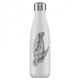 CHILLY'S BOTTLES Μπουκάλι- Θερμός Sea Life Turtle - 500ml