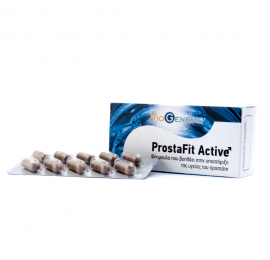 VIOGENESIS Prostafit Active Φόρμουλα για την υγεία του προστάτη 30caps