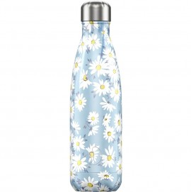 CHILLY'S BOTTLES Μπουκάλι- Θερμός, Floral Daisy - 500ml