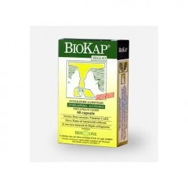 BIOKAP Συμπλήρωμα Διατροφής Κατά της Τριχόπτωσης 60caps