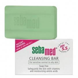 SEBAMED Cleansing Bar, Μπάρα Καθαρισμού για Ευαίσθητο Δέρμα - 100gr