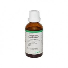 HEEL GRAPHITES HOMACCORD DROPS 30ML