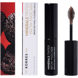 KORRES Minerals Tinted Brow Mascara 02 Medium Shade 4ml