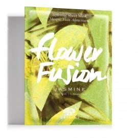 ORIGINS Flower Fusion Sheet Mask Jasmine, Μάσκα Προσώπου Γιασεμί -1τμχ