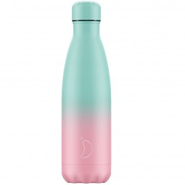 CHILLY'S BOTTLES Μπουκάλι- Θερμός Pastel Gradient Edition - 500ml