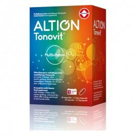 ALTION Tonovit Multivitamin, Πολυβιταμίνη - 40καψ