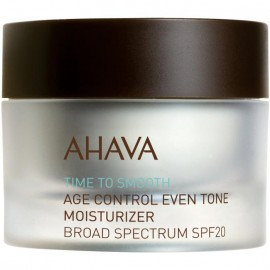 AHAVA Time to Smooth Age Control Even Tone Spf20 50ml