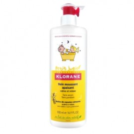 KLORANE Bain Moussant Apaisant Junior Petit 500ml