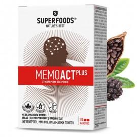SUPERFOODS Memoact Plus - 30caps