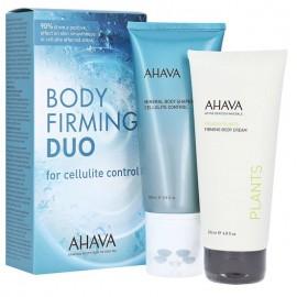 AHAVA Body Firming Duo, Σετ Κατά της Κυτταρίτιδας