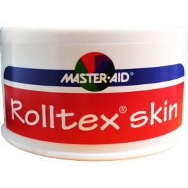 MASTER AID Rolltex Skin - Καφέ Ύφασμα 5m x 2.5cm