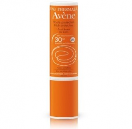 AVENE Stick SPF30, Αντηλιακό Στικ για τα Χείλη - 3g