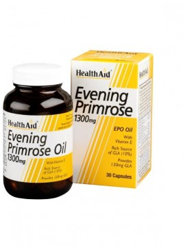 HEALTH AID Evening Primrose 1300mg 30caps