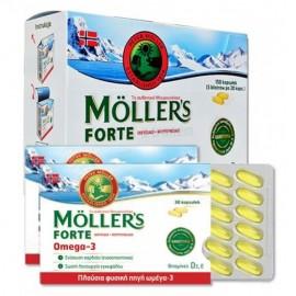 MOLLER'S Forte Omega 3 150caps