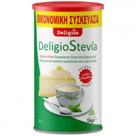 DELIGIOS Deligio Stevia - 1kg