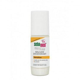 SEBAMED Balsam Deodorant Roll-On Sensitive, Αποσμητικό - 50ml
