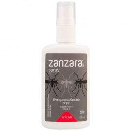 VICAN Zanzara Spray Εντομοαπωθητικό Σπρέι - 60ml