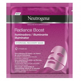 NEUTROGENA Radiance Boost Illuminator Hydrogel, Μάσκα Αναδόμησης - 30ml