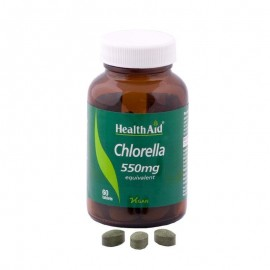 HEALTH AID Chlorella 550mg - 60tabs