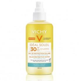 VICHY Ideal Soleil SPF30 Νερό Προστασίας Από τον Ήλιο με Υαλουρονικό Οξύ - 200ml