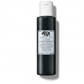 ORIGINS Clear Improvement Active Charcoal Exfoliating Cleanser, Καθαριστικό Προσώπου - 50gr
