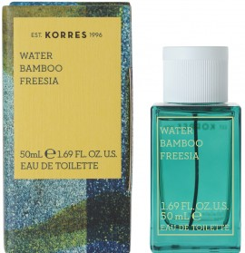 KORRES Water Bamboo Freesia EDT 50ml