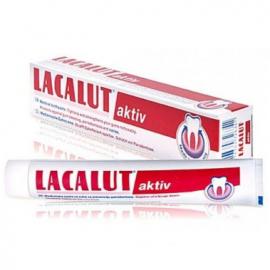 LACALUT Aktiv Οδοντόκρεμα Κατά της Τερηδόνας & Ουλίτιδας 50ml
