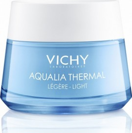 VICHY Aqualia Thermal Κρέμα Ελαφριάς Υφής Για Κανονικές Προς Μικτές Επιδερμίδες 50ml